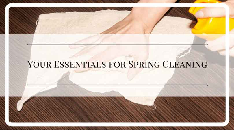 Five Essentials For Spring Cleaning Your Office