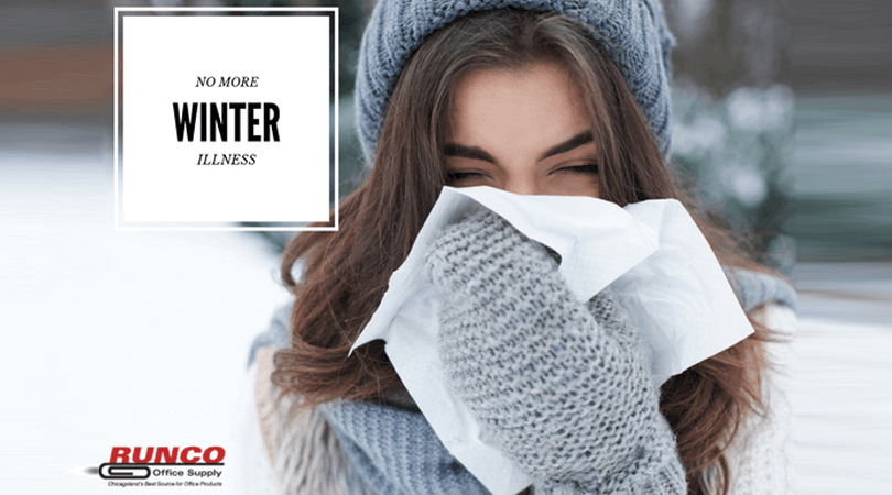 Winterize Your Office
