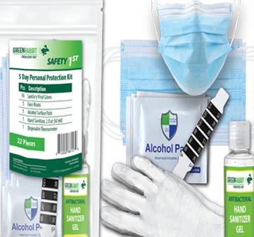 Green_Rabit-5-Day-PPE-Kit
